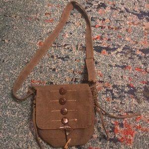 Handbags - Army Green Crossbody Purse 👜